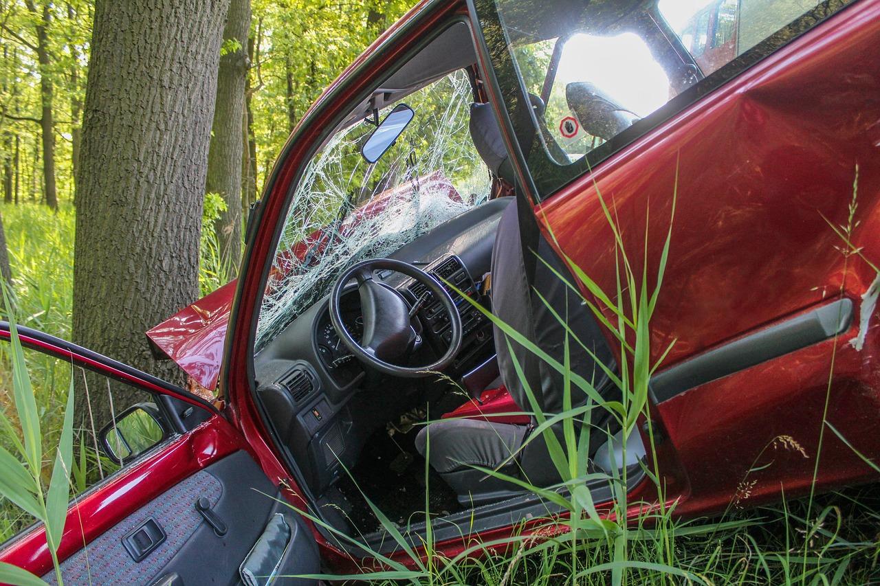 Fahrerschutz